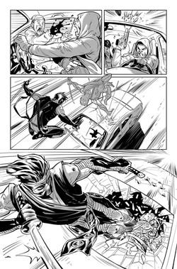 Ninjak sample page 3