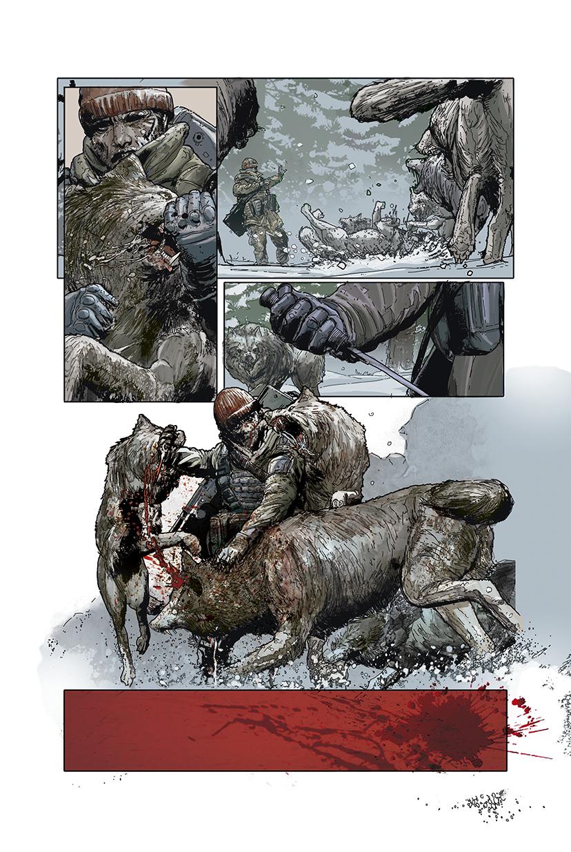 Lazarus X+66 #6 page 3