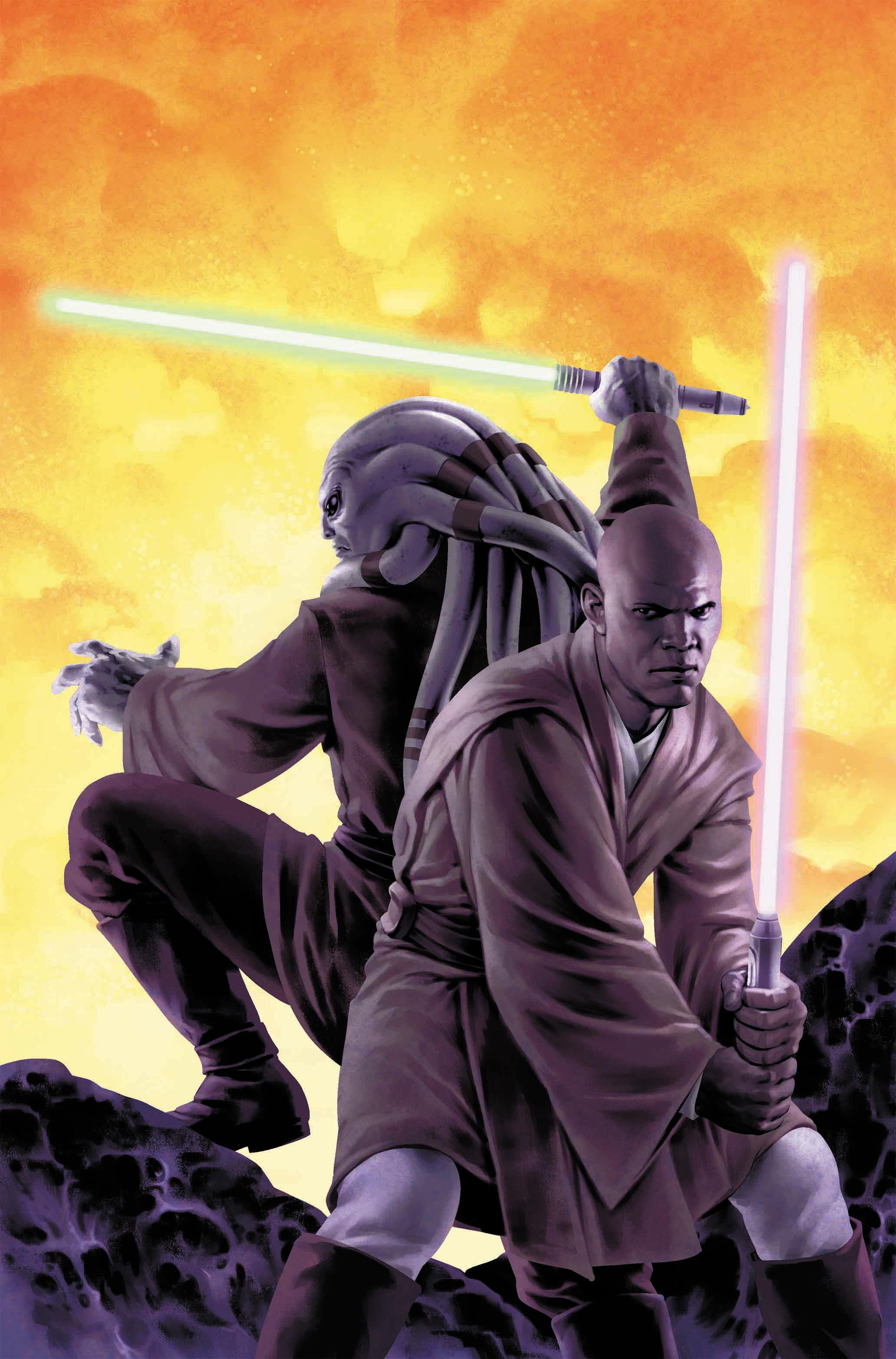 Jedi of the Republic: Mace Windu #2