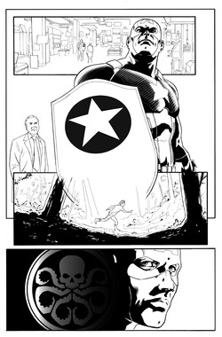 Captain America - Steve Rogers #4 page 28