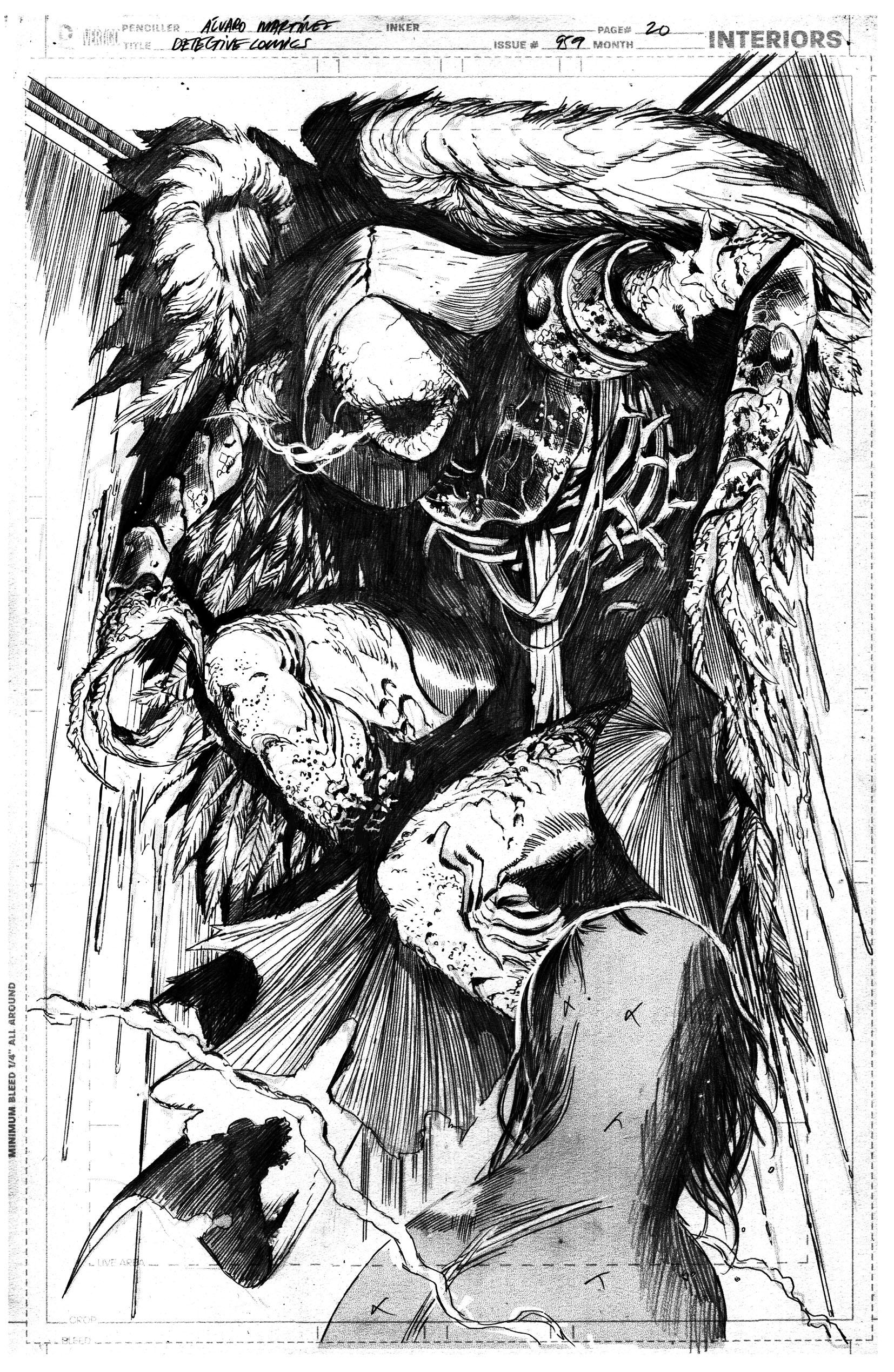 Detective Comics #959 page 20