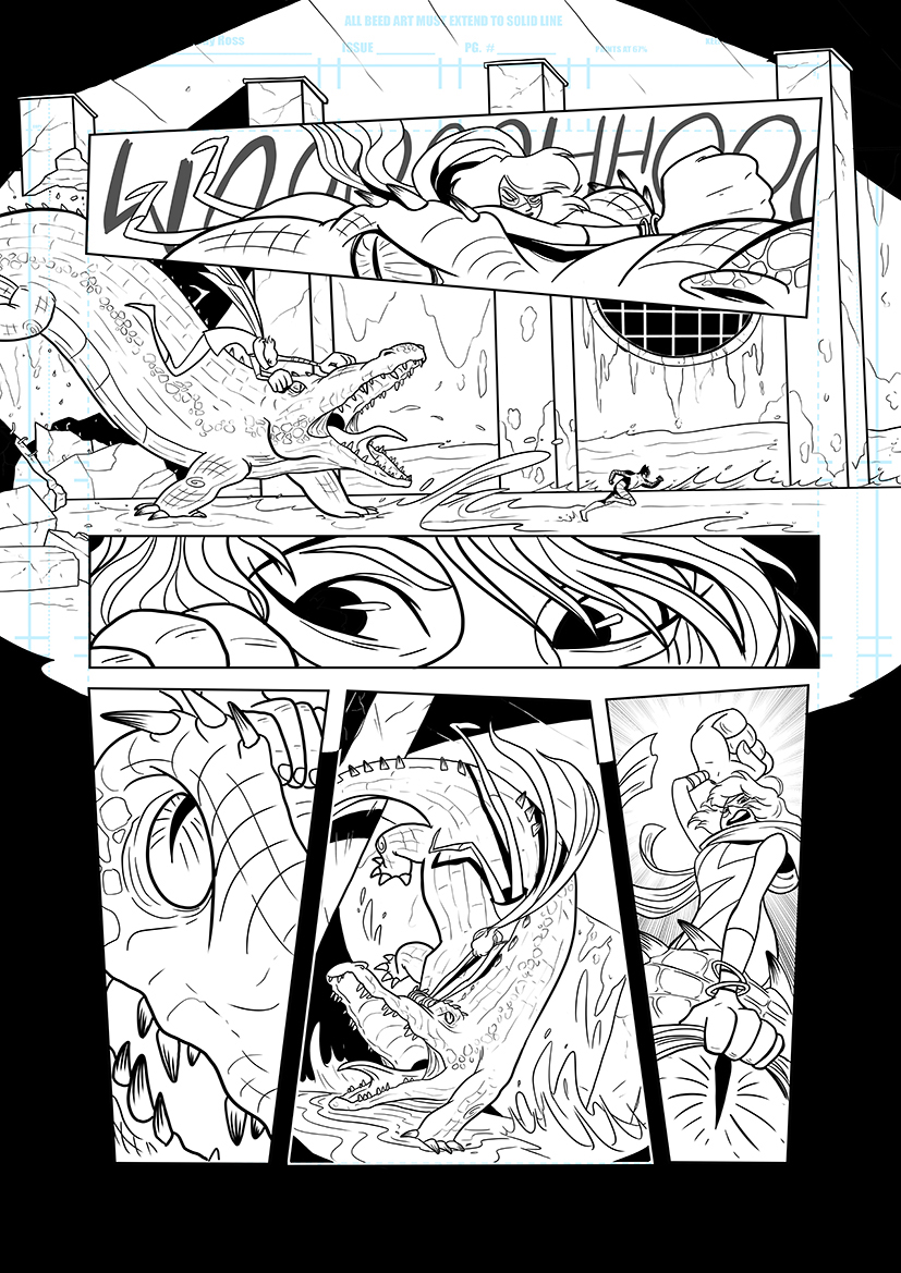 Ms Marvel #7 sample, page 3