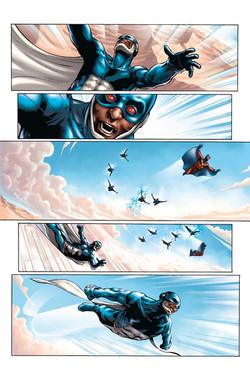 Skyman #4 page 5