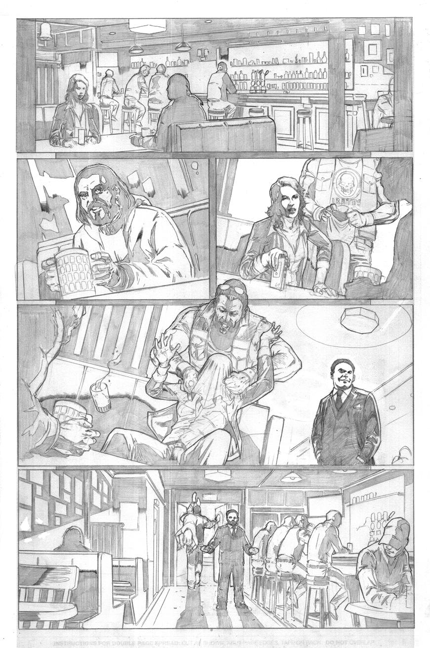 Kingpin #4 page 14