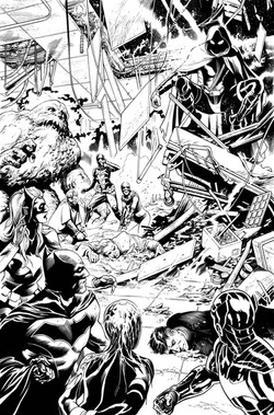 Detective Comics #947, page 1