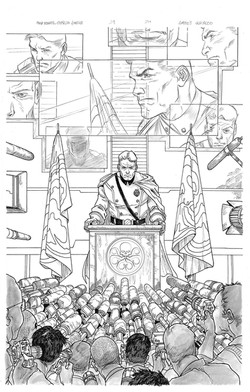 Captain America Steve  Rogers #19 page 20