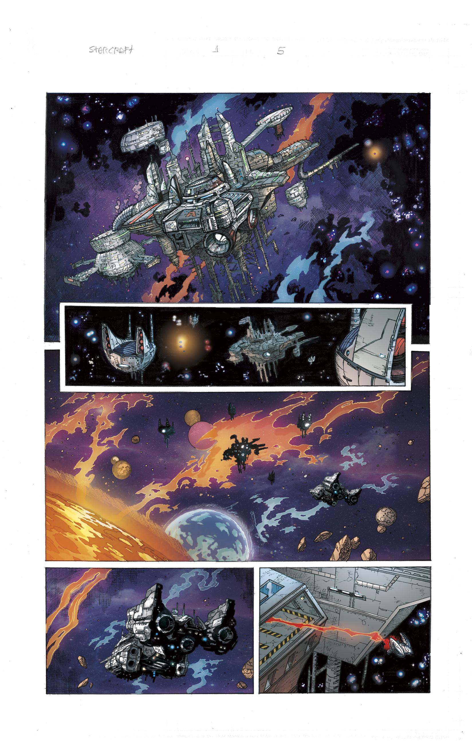 Starcraft - Nova - The Keep page 5