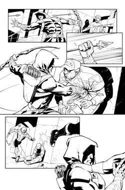 Green Arrow #14 page 10