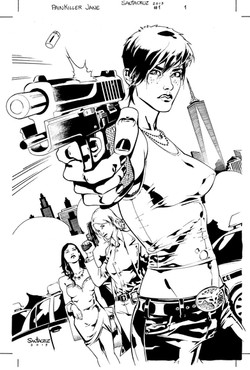 Painkiller Jane (2013) #1, page 1