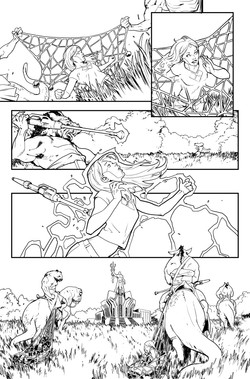 Avengers #673, page 3