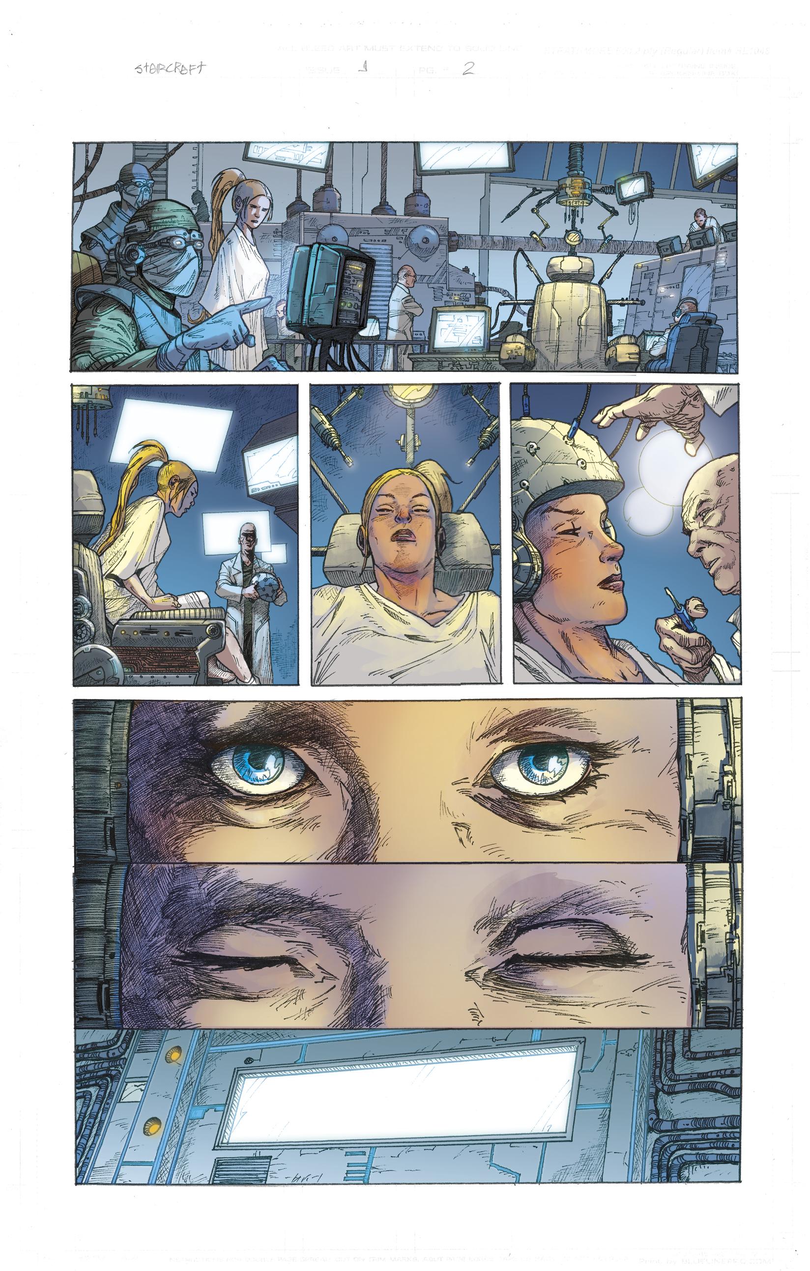 Starcraft - Nova - The Keep page 2