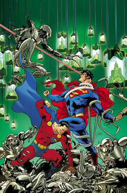 Superman #698 cover