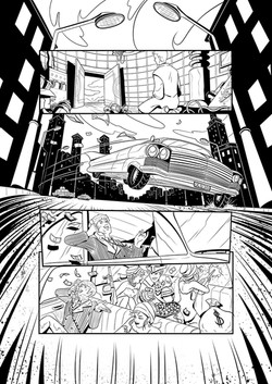 Dr Horrible friends forever, page 21