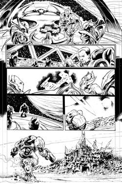 Starcraft Shadow Wars, page 3