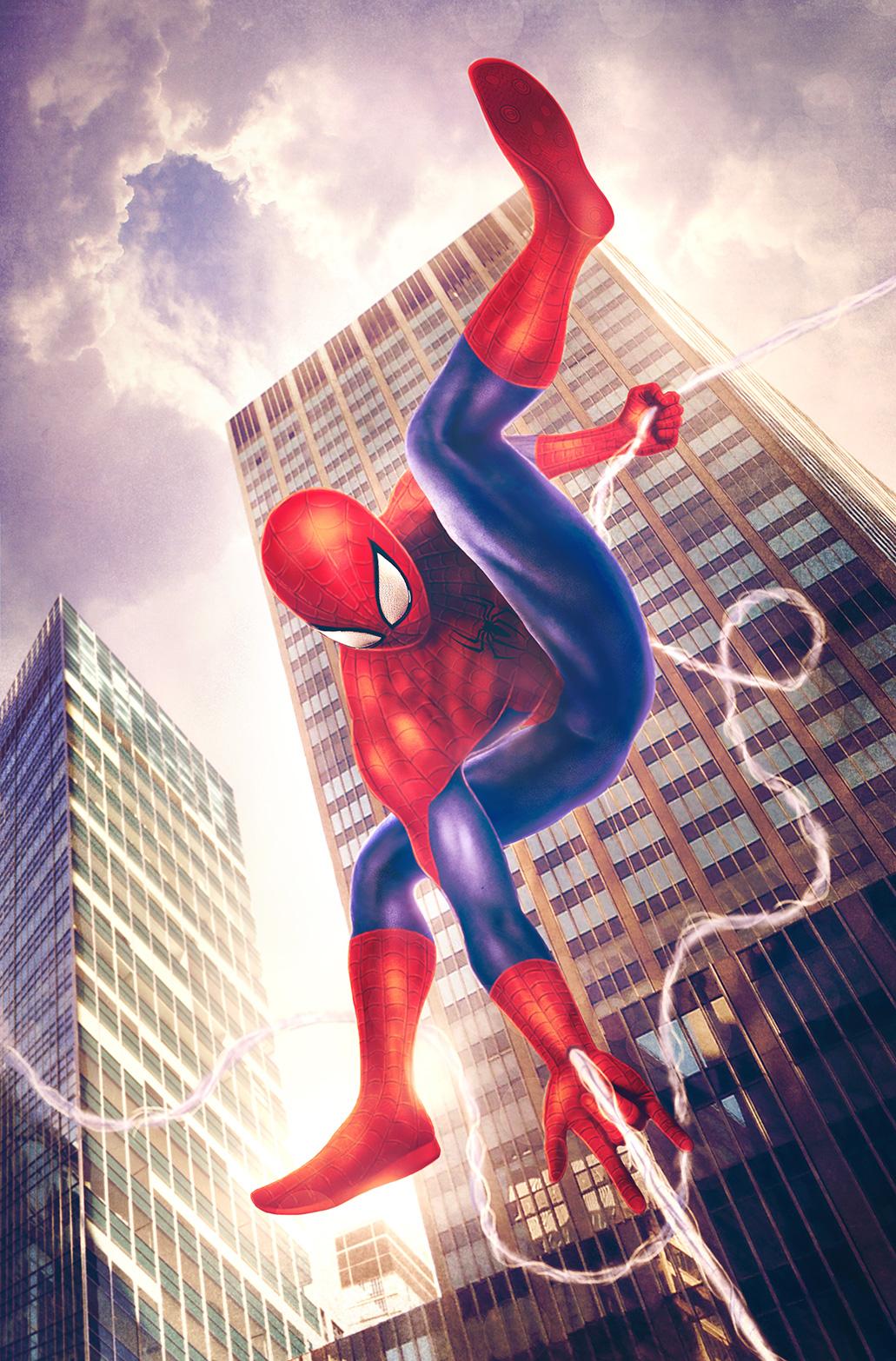 Spider-Man, pinup2