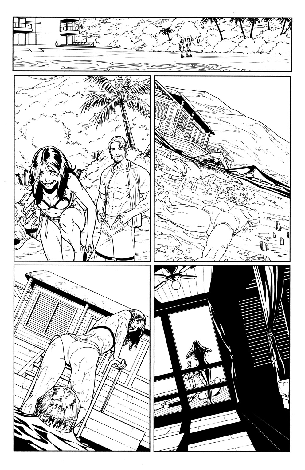 Rogue Gambit #3 page 5