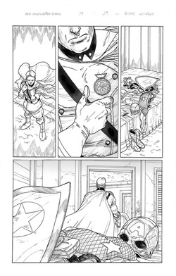 Captain America Steve  Rogers #19 page 2