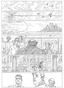 Superman sample page 1