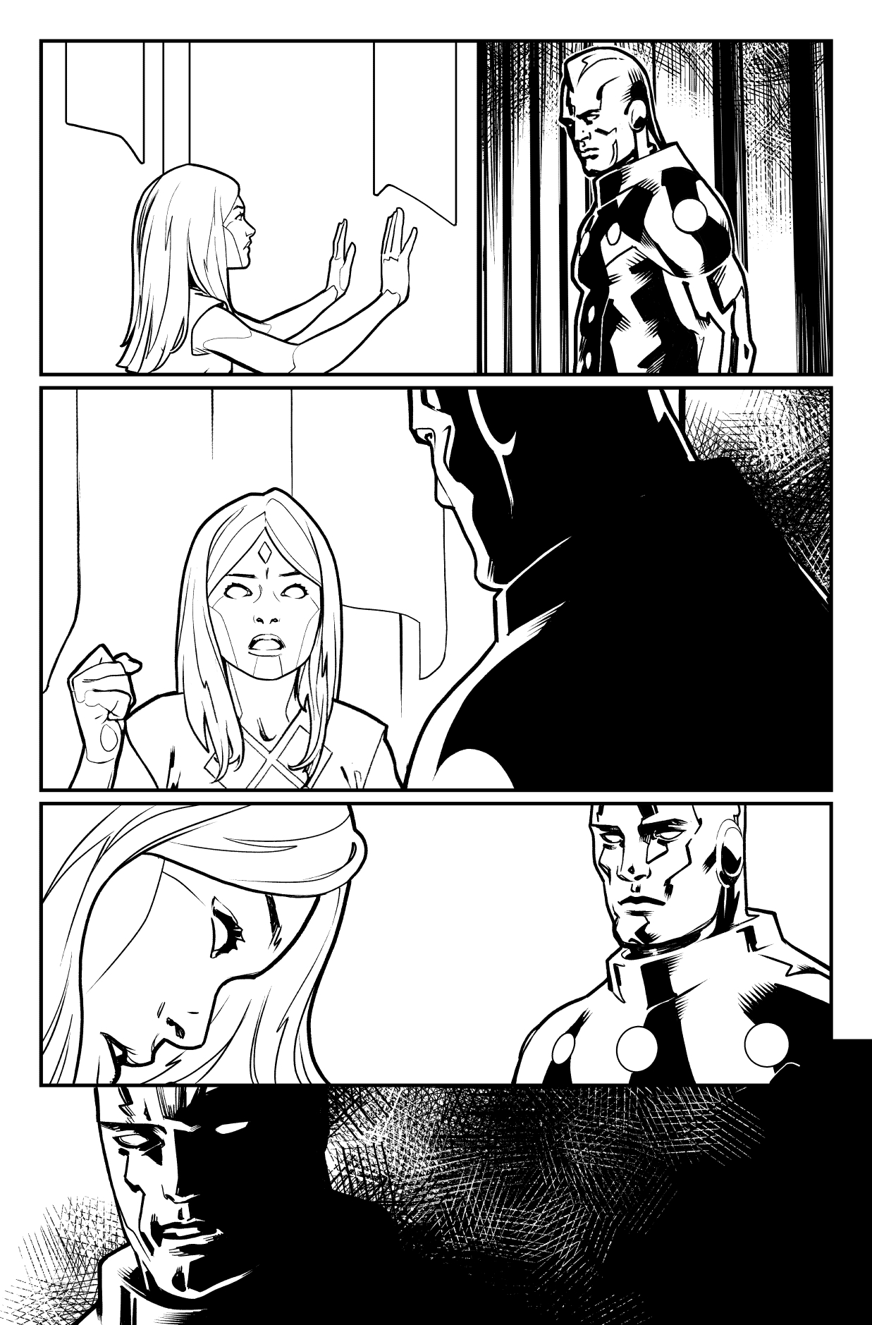 Avengers #673, page 14