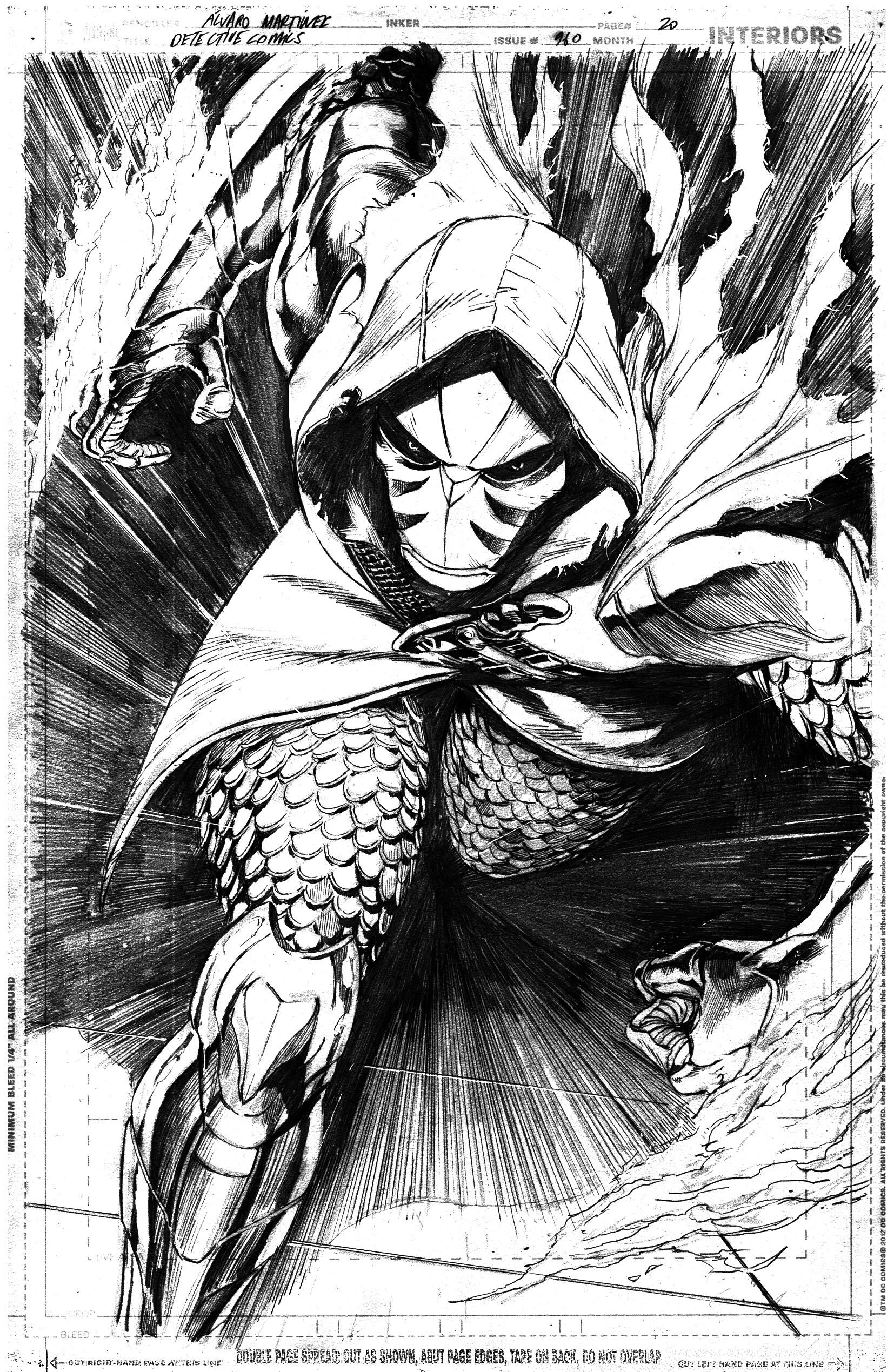 DDetective Comics #960 page 20