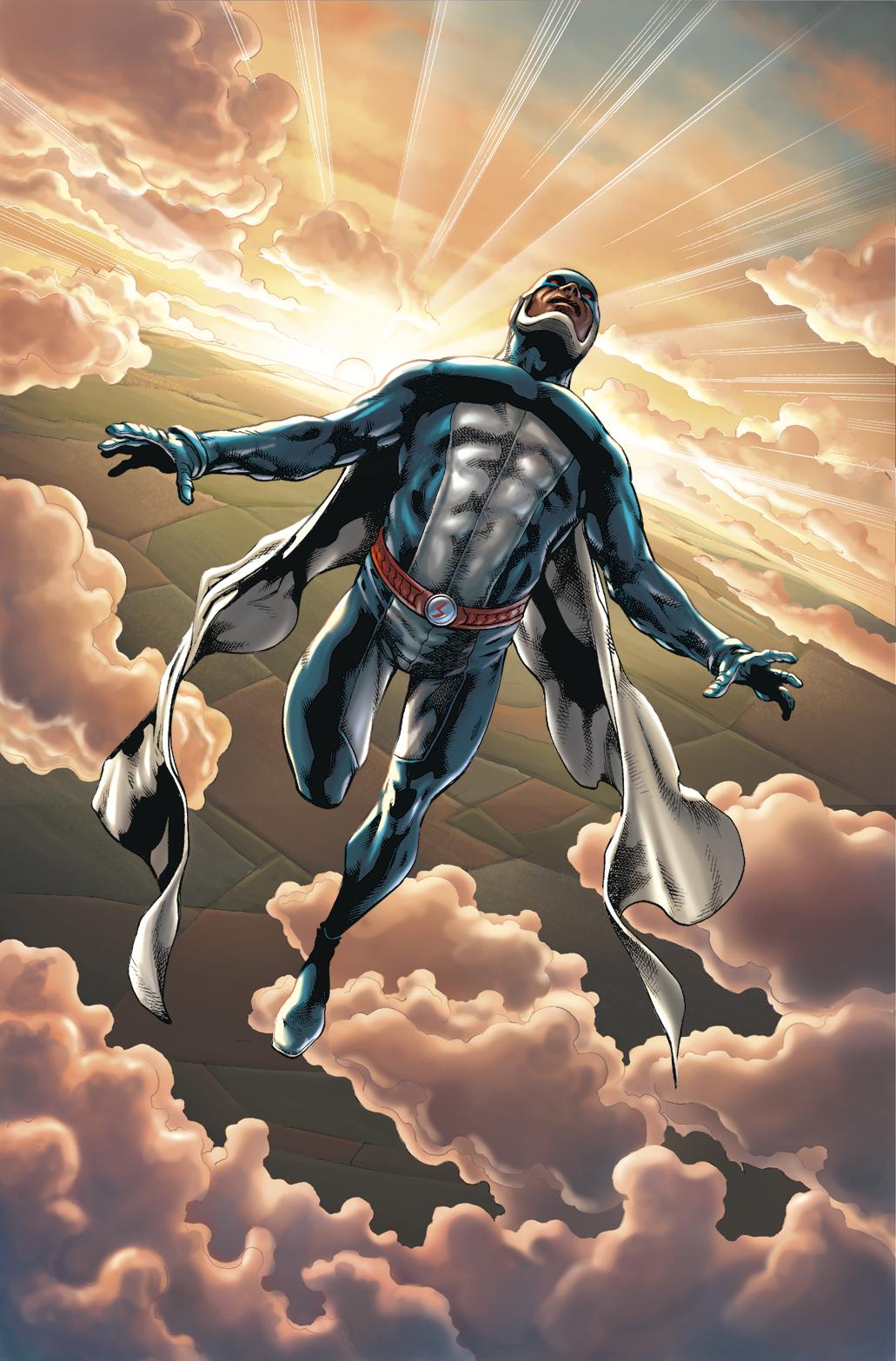 Skyman #4 page 22