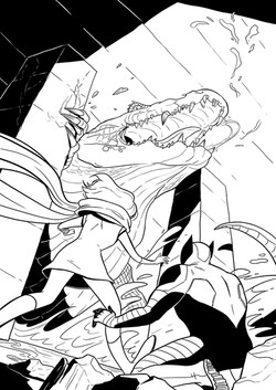 Ms Marvel #7 sample, page 1