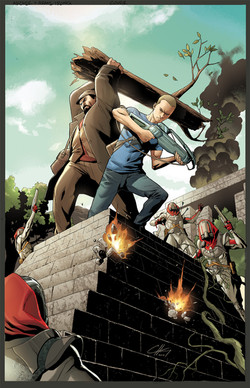 Archer & Armstrong cover