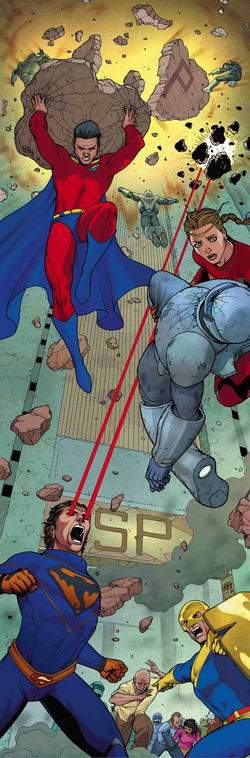 ACTION COMICS #885, SUPERMAN #696