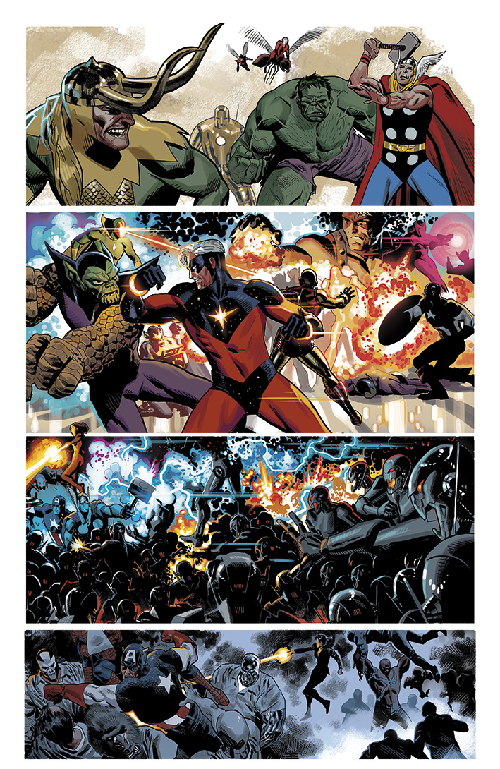 Avengers Legacy, page 2