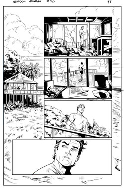 Wonder Woman #40 page 18