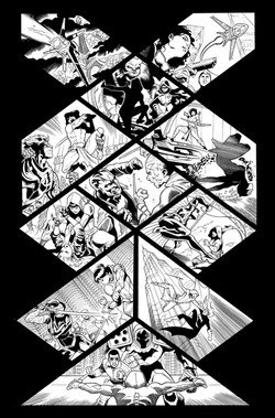 Batman & Robin Eternal #24, page 15