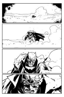 Gotham City Garage #12, page 5