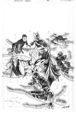 Detective Comics #946, cover