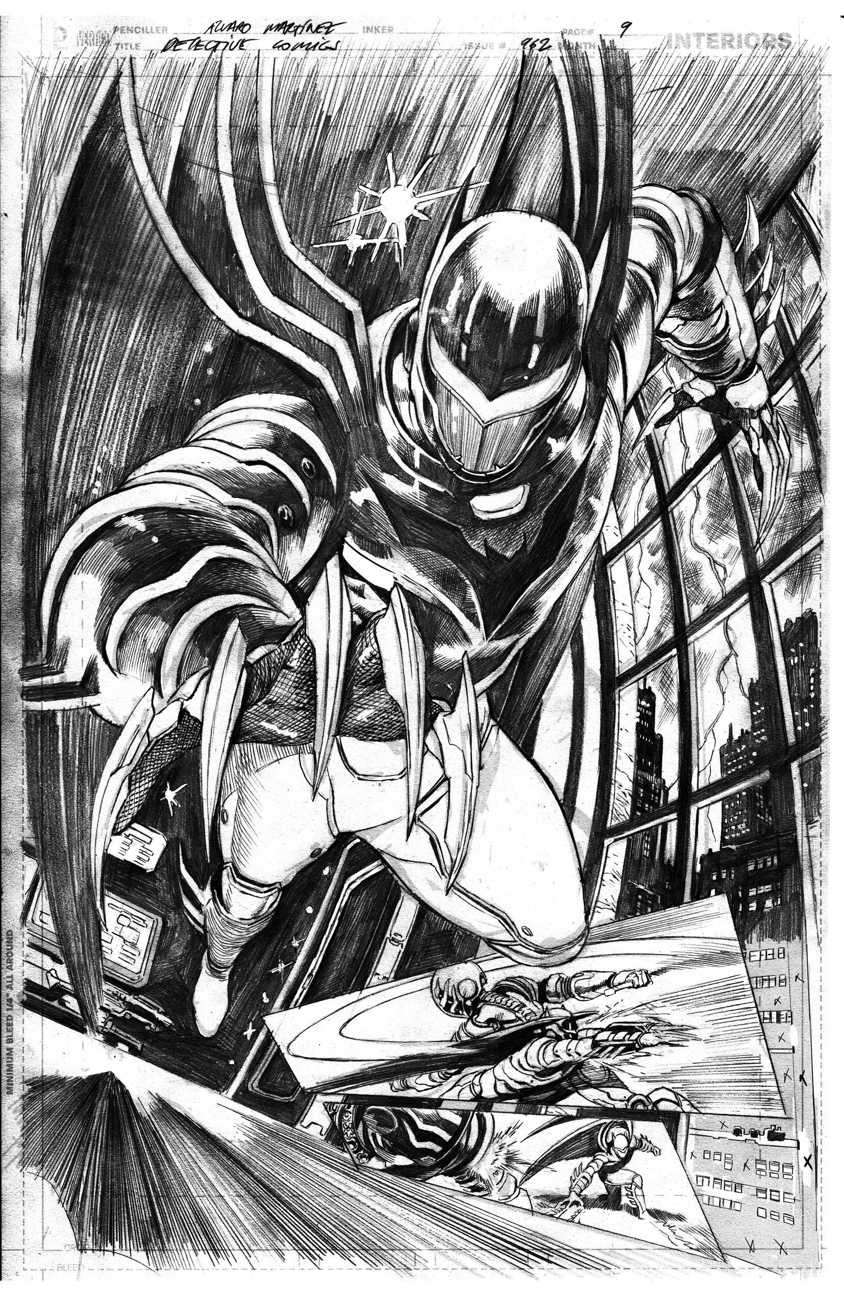 Detective Comics #962 page 9