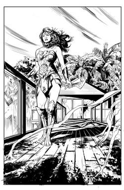 Wonder Woman #40 page 20