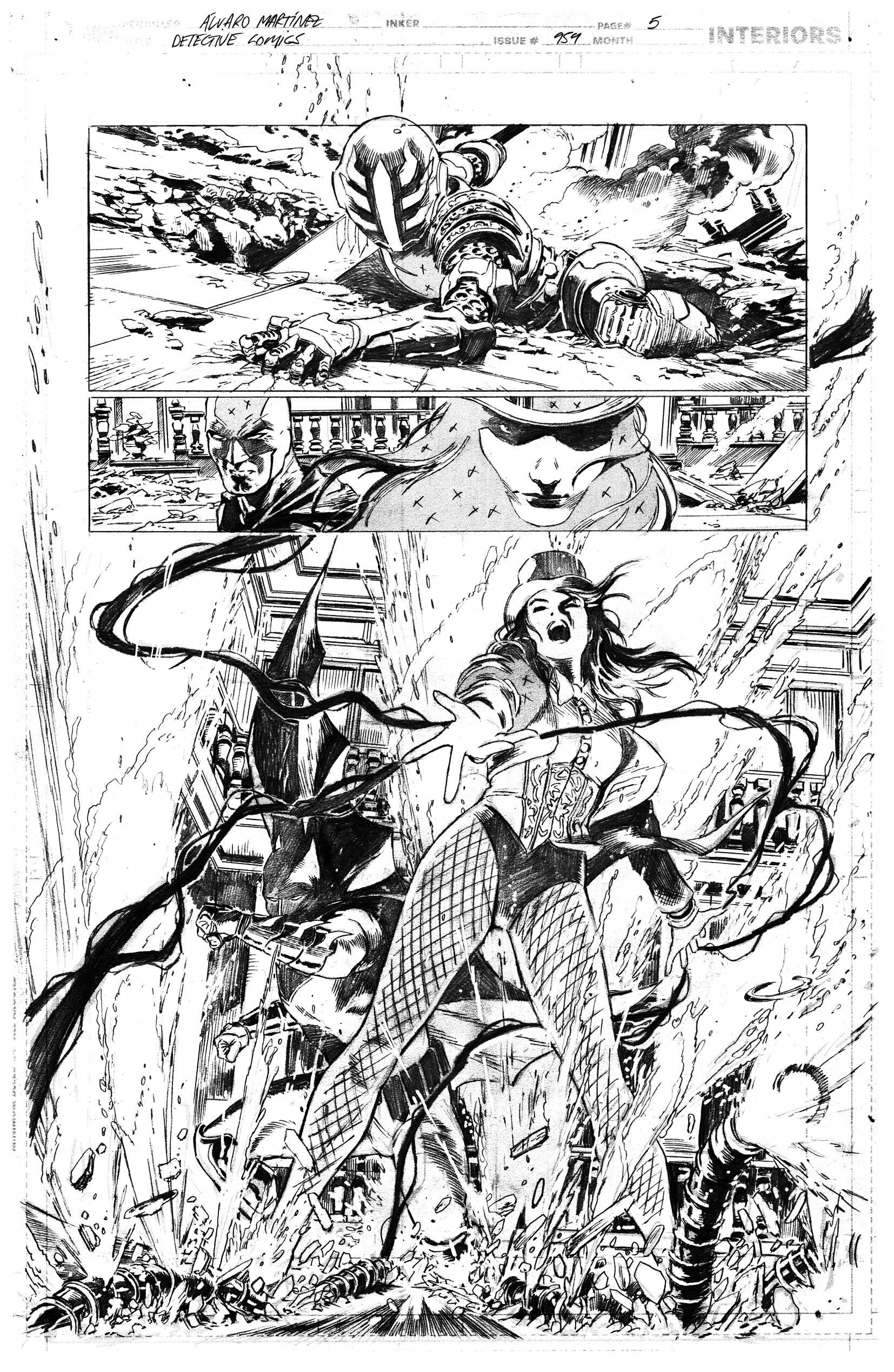 Detective Comics #959 page 5