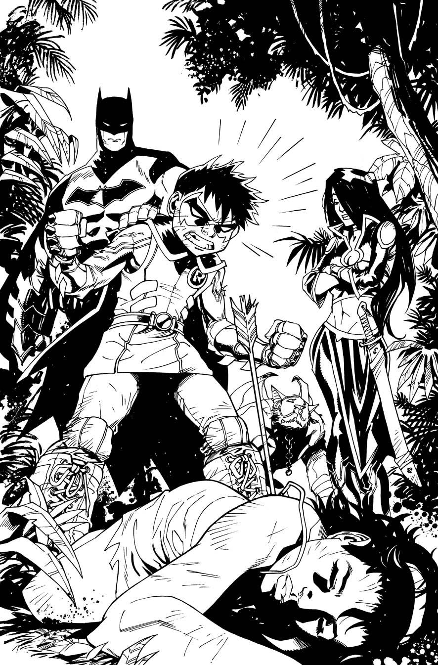 Robin Son of Batman #12 p2