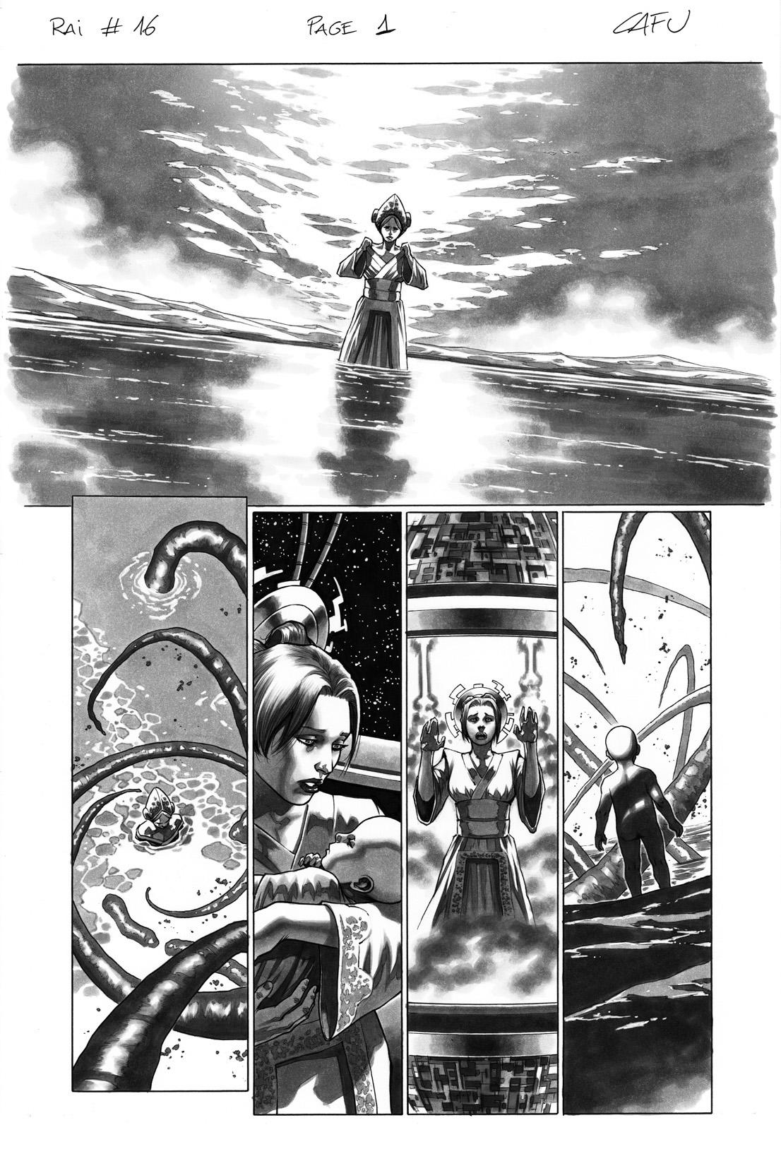 RAI #16 page 1