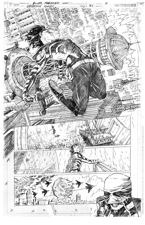 Detective Comics #936 page 8