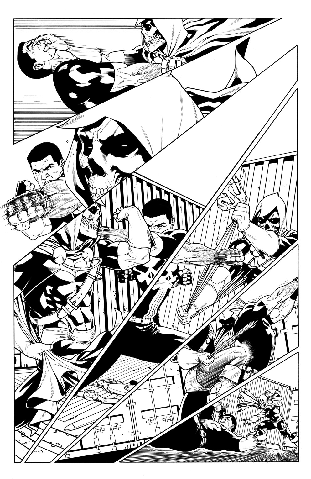 Deadpool Punisher #4 page 11