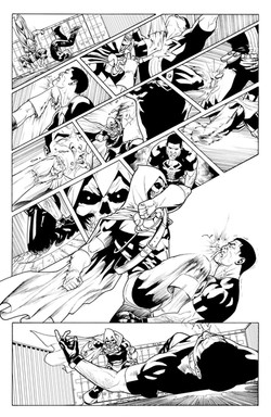 Deadpool Punisher #4 page 12