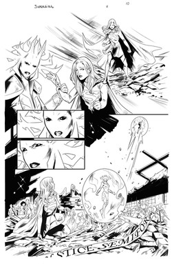 Supergirl #18 page 10