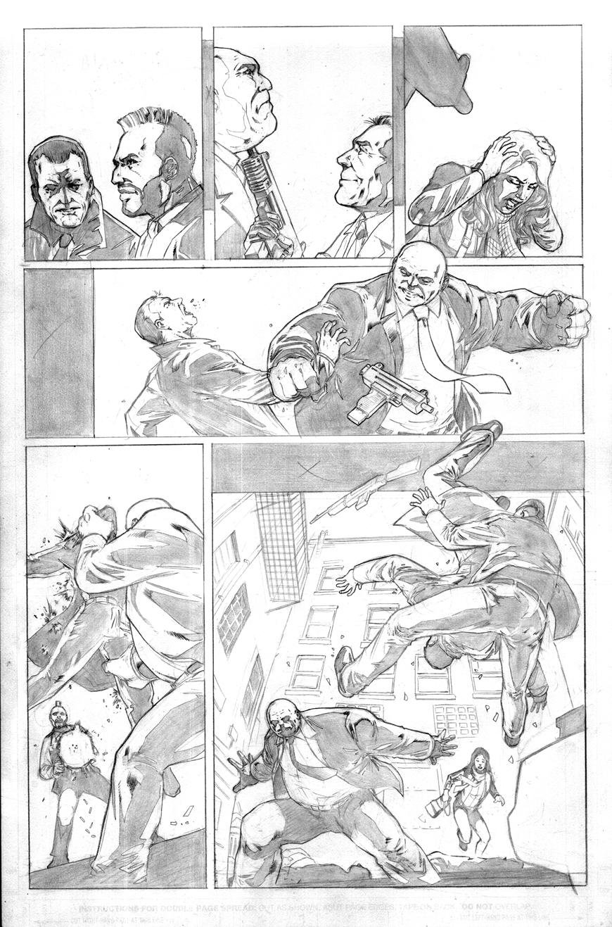Kingpin #4 page 2