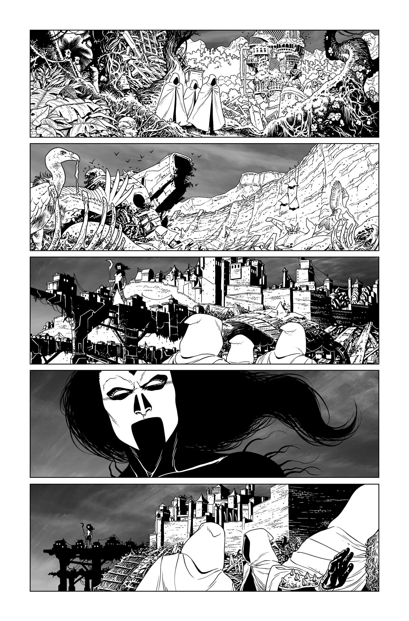 Rai - the history of the Valiant Universe p2