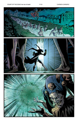 Court of the Dead Rise of Death page 10