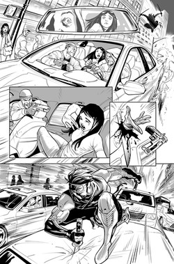 Ninjak sample page 2