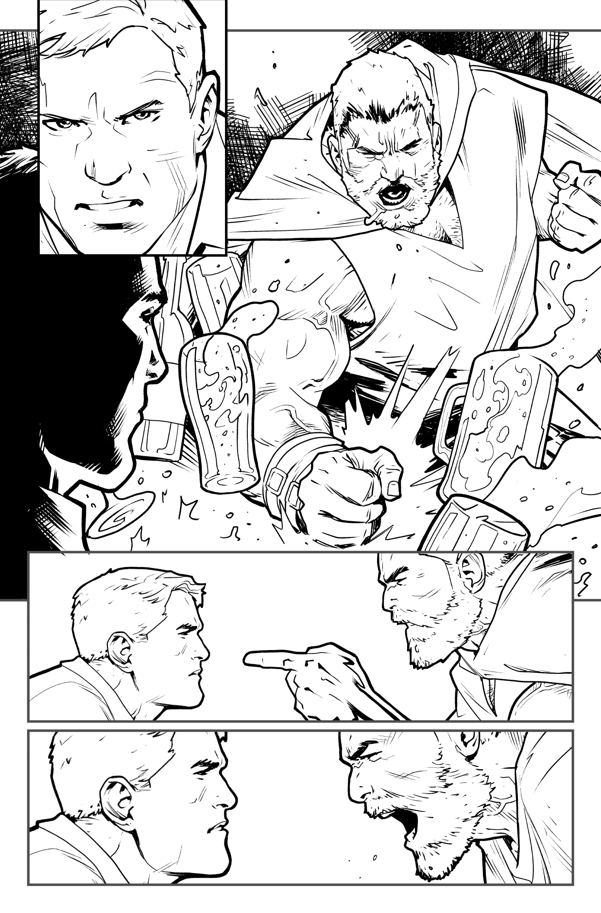 Captain America - Steve Rogers #9 page 10