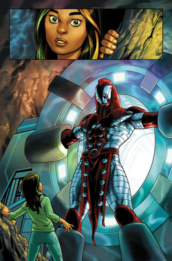 Avengers #674, page 10