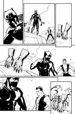 Rise of the Black Panther #2, page15