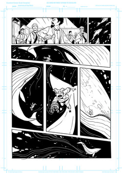Hellboy, Midnight circus sample, p26